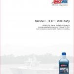 Marine E-TEC- Field Study