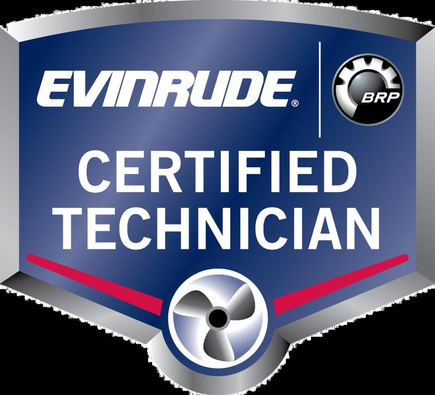 Evinrude Certified Technician